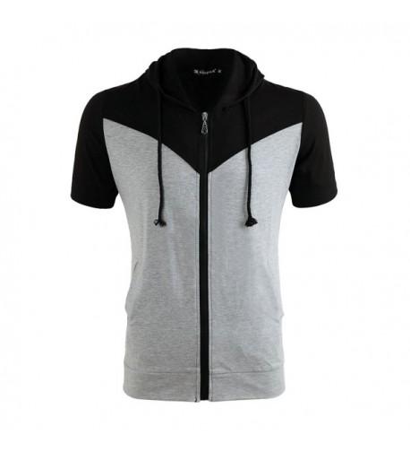 Allegra Zipper Sleeve Pocket Sweatshirt