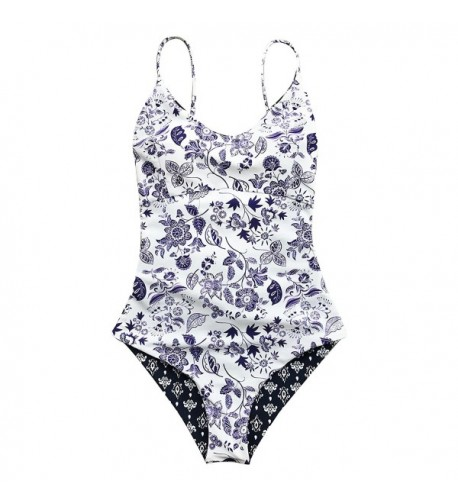 Cupshe One Piece Swimsuit Swimwear Multicolor