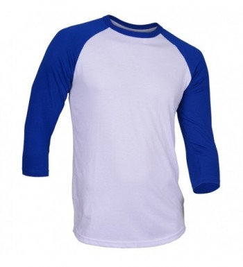 USA Casual Sleeve Baseball Tshirt