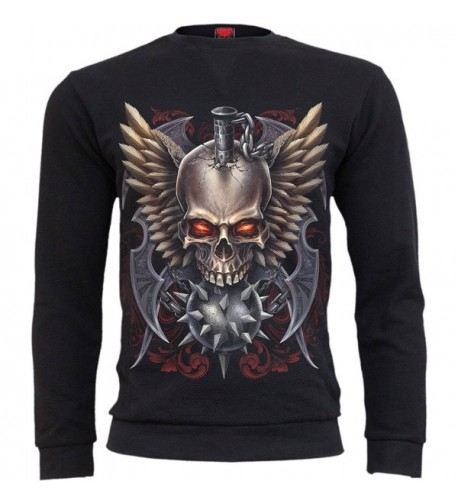 Spiral Mens MACED Skull Heavy