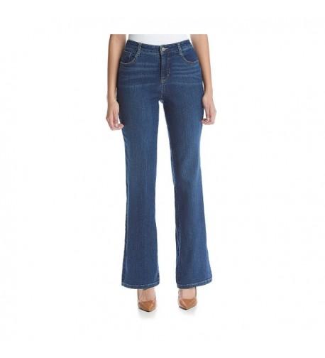 Gloria Vanderbilt Micro Bootcut Jeans