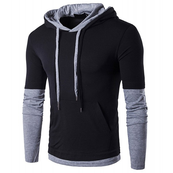 SIR7 Stylish Hooded Casual Hipster