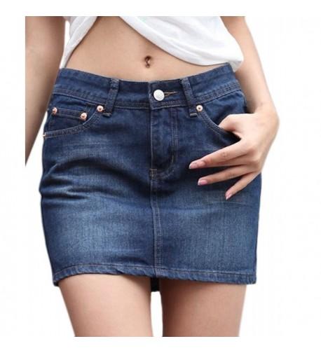 Chouyatou Womens Casual Short Medium