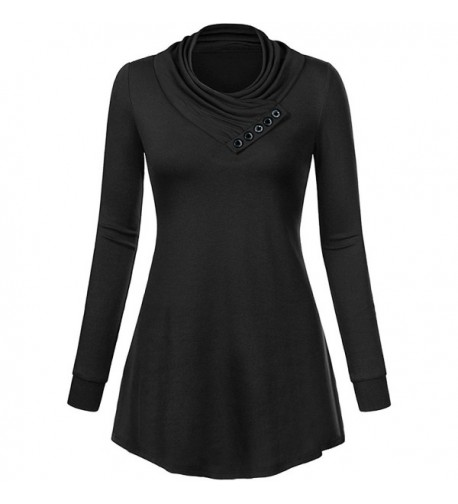 Villelove Womens Sleeve Fitting Casual