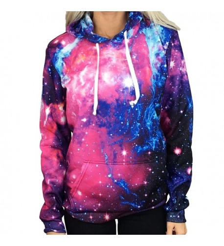 Electro Threads Galaxy Hoodie Large