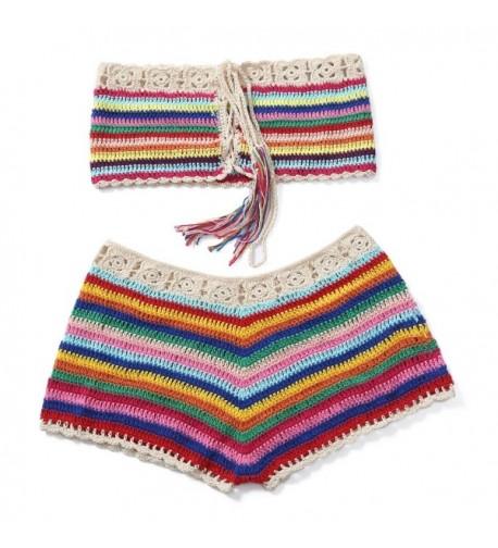 BeadChica Crochet Bathing Swimsuit Beachwear