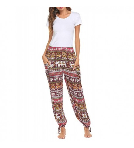 Donkap Elephant Summer Hippie Casual