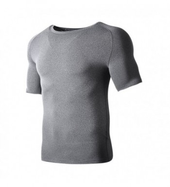 Athmile Compression Baselayer Fitness Wicking