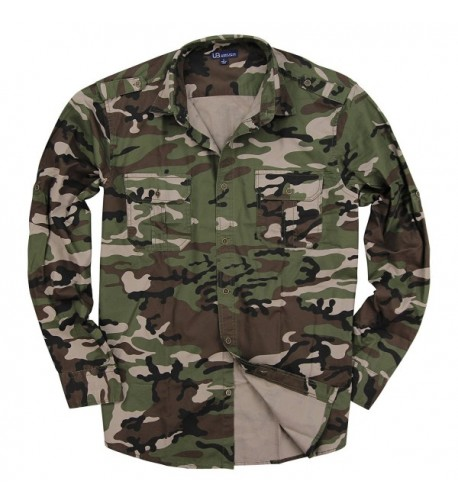 UB Apparel Gear Camouflage Military