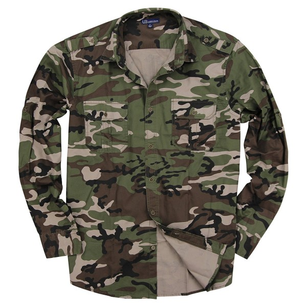UB Apparel Gear Camouflage Military