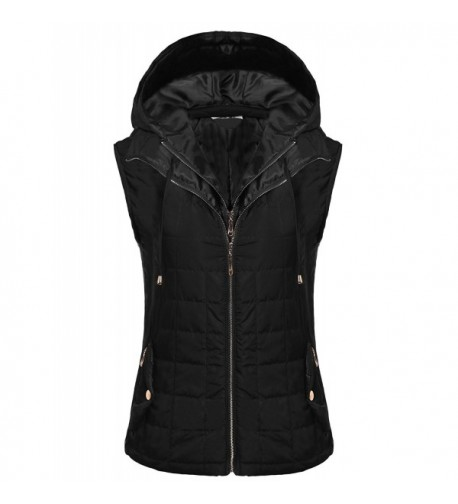Beyove Lightweight Outdoor Quilted Puffer