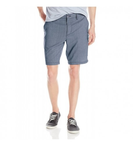RVCA Mens Backbone Short Midnight