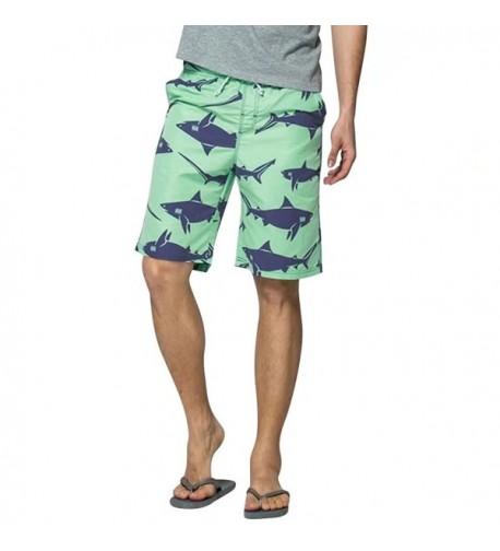 nuosife Printed Summer Surfing Boardshorts