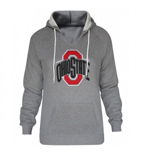 Womens Buckeyes Athletic Hoodies Sweatshirts