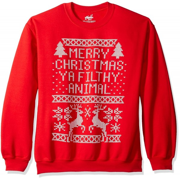 Freeze Christmas Filthy Animal Sweatshirt