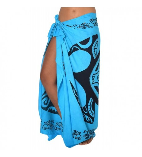 Movements Swimsuit Coverup Turquoise Black70