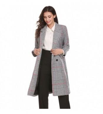 2018 New Women's Wool Coats Online Sale