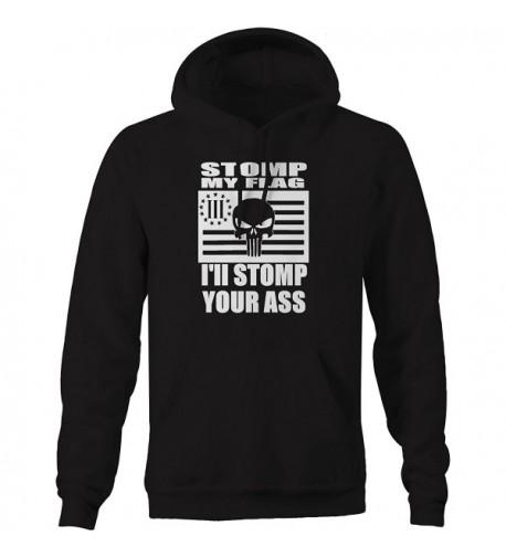 STOMP American Punisher Pullover Sweatshirt