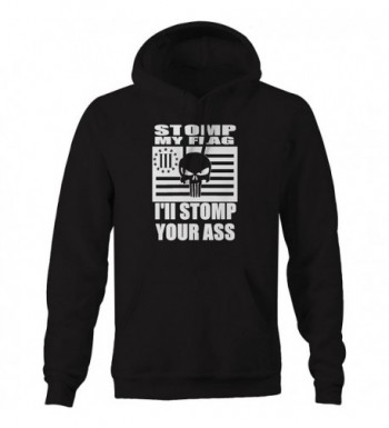 STOMP American Punisher Pullover Sweatshirt