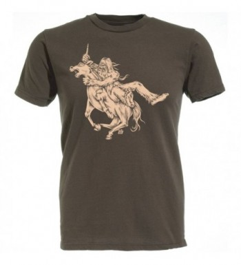 Ames Bros Bigfoot Unicorn T shirt