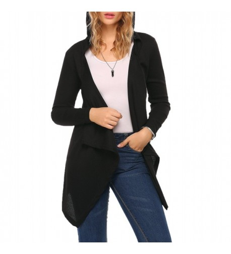 Mofavor Womens Cardigan Sweater Outwear