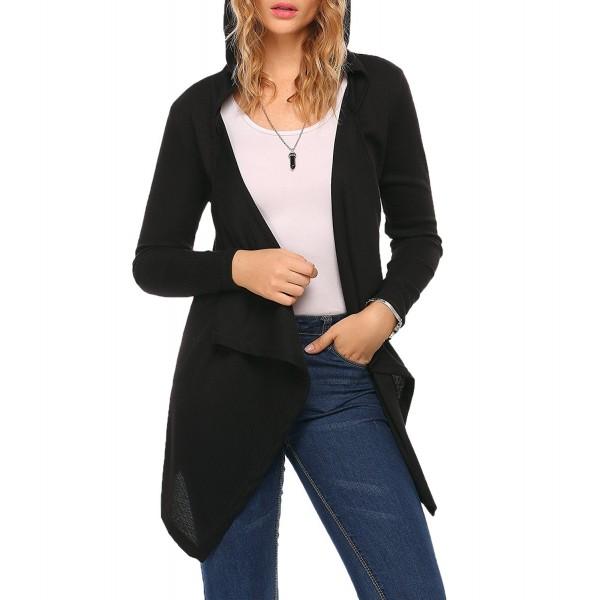 Mofavor Womens Cardigan Sweater Outwear