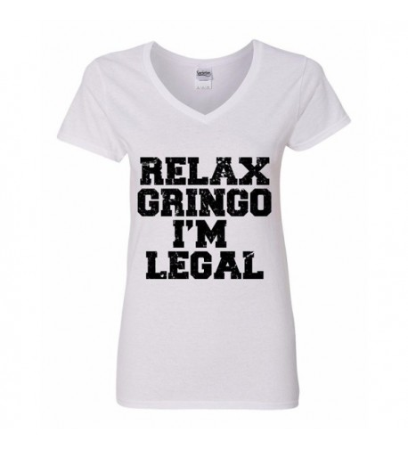Relax Gringo Legal Funny Immigration