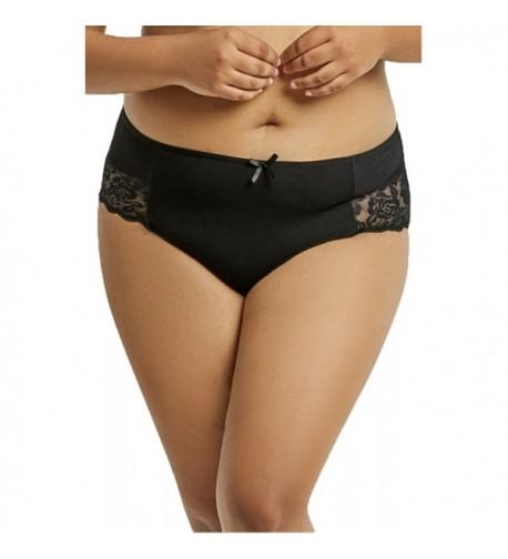 Sofra 6 Pack Panties Cotton Bikini