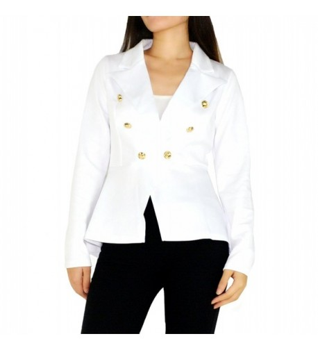 YSJ Womens Office Business Jackets