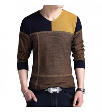 Womleys Flexible Pullover Sweater Knitwear