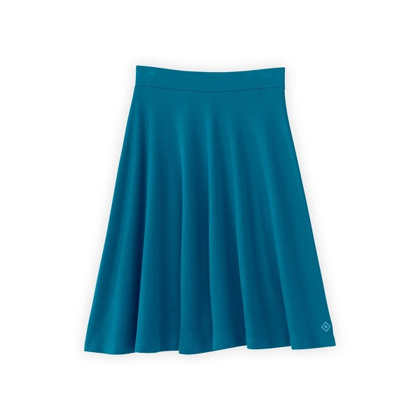 Fair Indigo Trade Organic Skirt