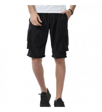 DAVID ANN Loose Relaxed Casual SweatShorts