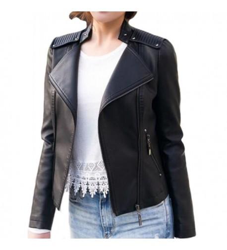Benibos Motorcycle Leather Jackets Black