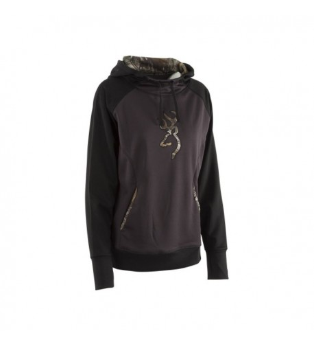 Browning Pullover Sweatshirt Realtree Heather