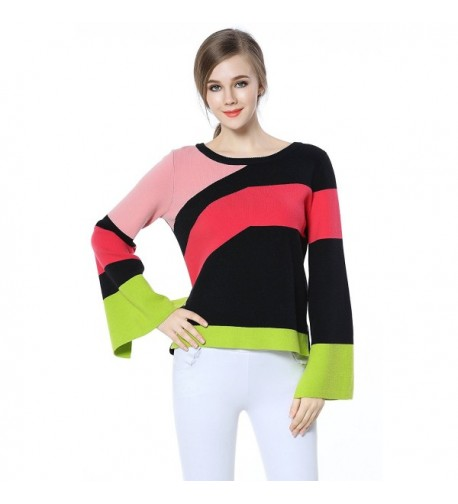 KNITBEST Knitwear Fashion Sweater Pullover
