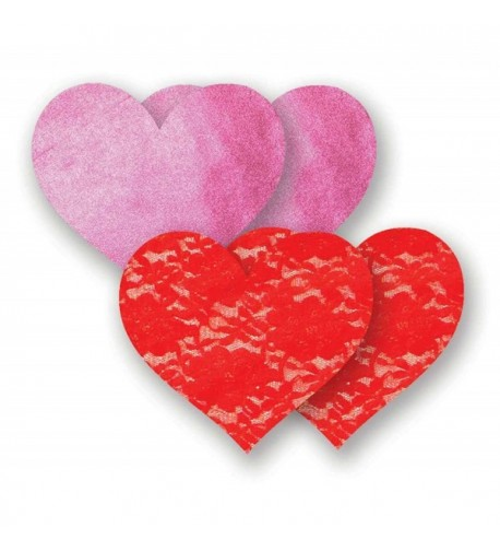 Nippies Hearts Pasties Adhesive Waterproof