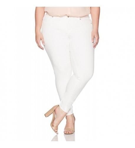 Denim Crush Womens Embrace White