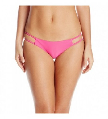 Volcom Womens Simply Bikini Magenta