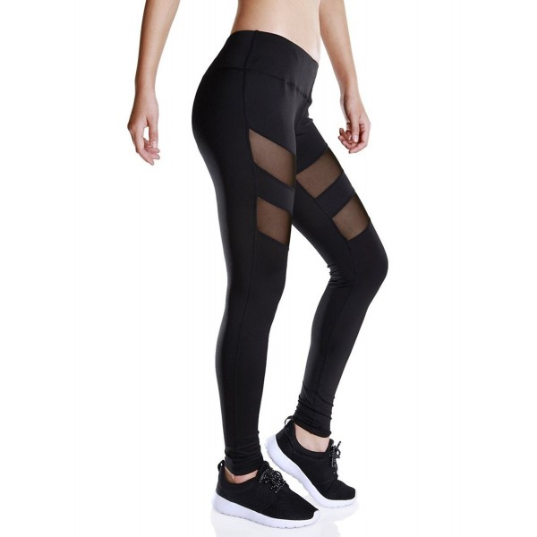 d1bd2d20bf97 Fengtre Breathable Elastic Workout Leggings. . Fengtre Breathable Elastic Workout  Leggings. Women's Athletic Pants