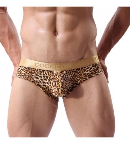 Lasher Leopard Briefs Underwear Underpant