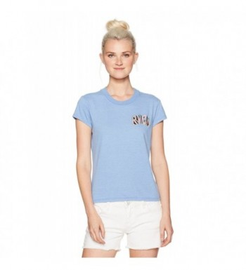 RVCA Womens Block Baby Blue