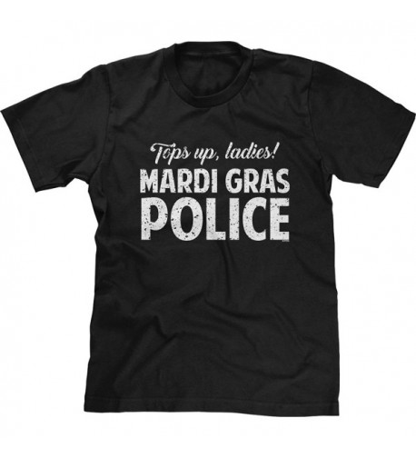 Blittzen Ladies Mardi Police Black
