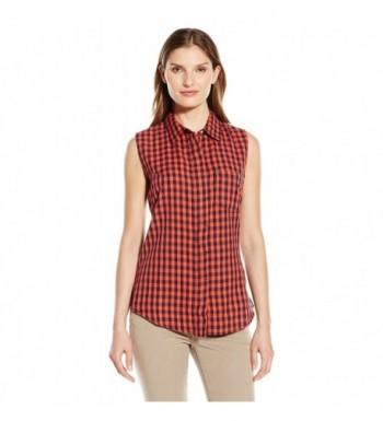 KAVU Womens Shirt Americana Large