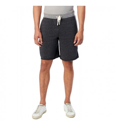 Alternative Fleece Jumpseat Shorts Black