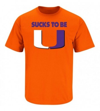 Clemson Football Anti Hurricanes T Shirt X Large