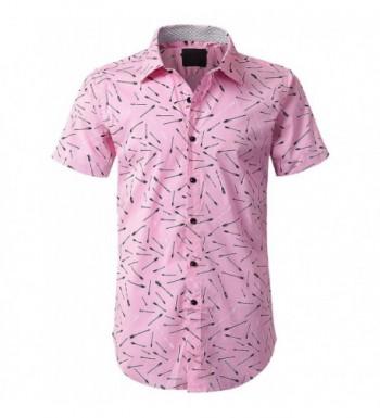 Discount Men's Casual Button-Down Shirts Online Sale