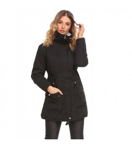 ELESOL Women Winter Outdoor Jacket