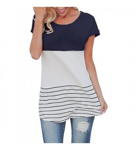 Sherosa Casual Color Tunics Sleeve