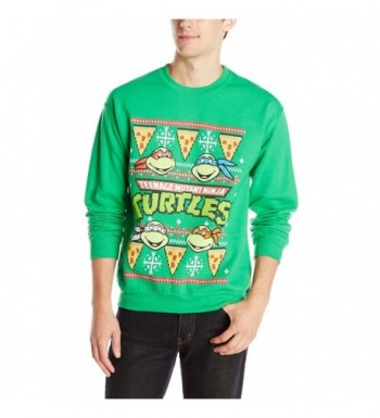 Nickelodeon Teenage Turtles Christmas Sweatshirt