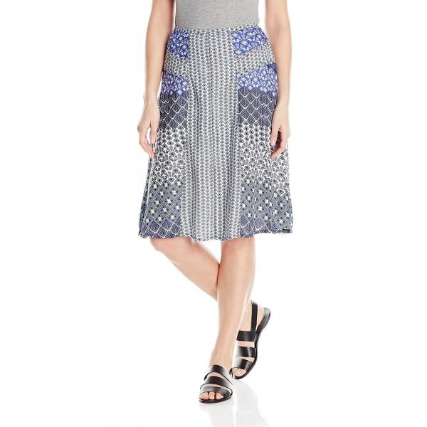prAna Womens Isadora Skirt Cobalt